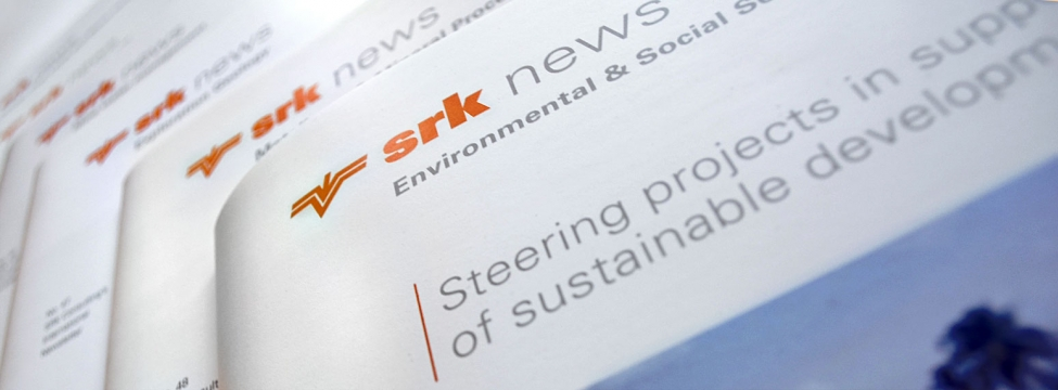 SRK Newsletters deliver quality articles of interest to earth resource professionals and clients.